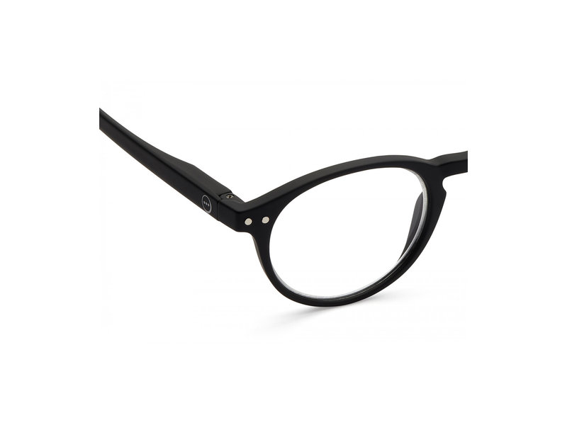 Izipizi Reading Glasses - Leesbril #A Black +