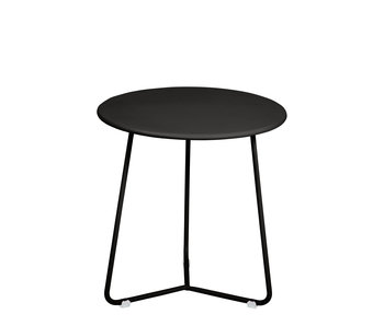 Fermob Cocotte Occasional Table Liquorice