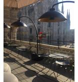 Heatsail Dome Staanlamp Midnight