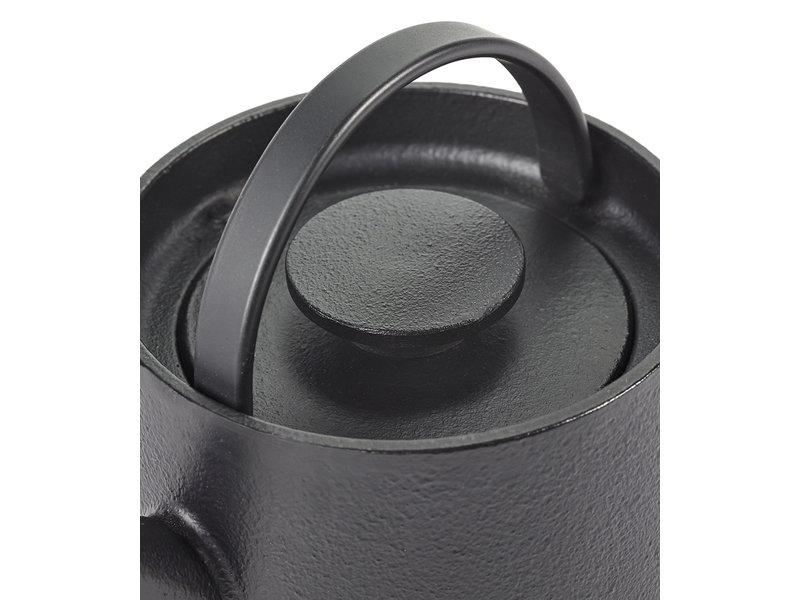 Serax Inku Teapot Cast Iron 80 cl