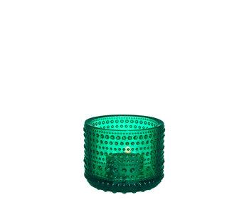 Iittala Kastehelmi Votive Emerald