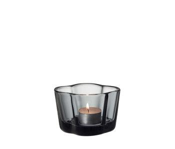 Iittala Alvar Aalto Tealight Holder Grey
