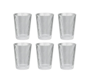 Stelton Pilastro Drinking Glasses 6 pcs.