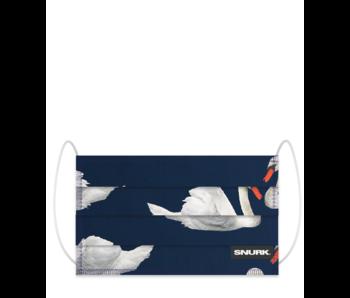 Snurk Facemask Swan Lake
