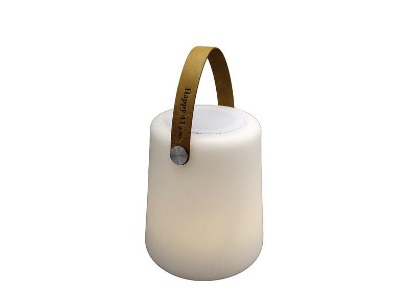 Happy 41 Led Light Bluetooth Speaker Small