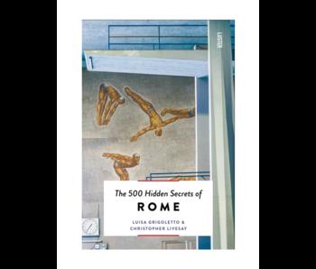 Luster The 500 Hidden Secrets Of Rome
