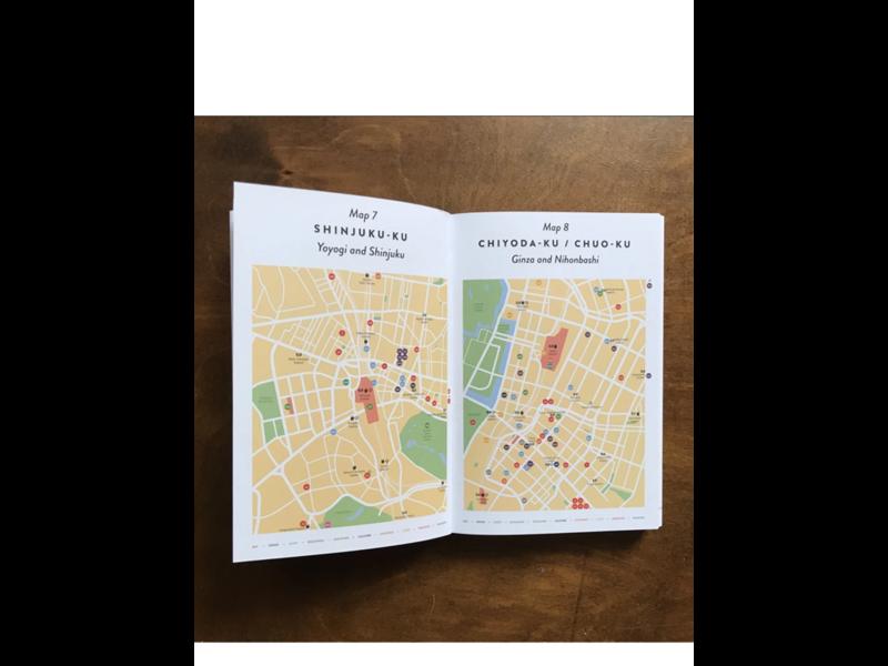 Luster The 500 Hidden Secrets Of Tokyo