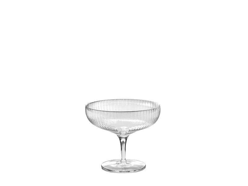 Serax Inku Champagne Coupe