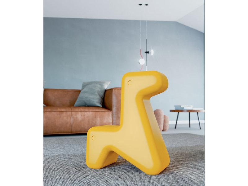 Alessi Doraff  Seat Yellow