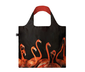 Loqi Bag Flamingos