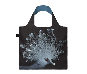 Loqi Bag Crowned Pigeon