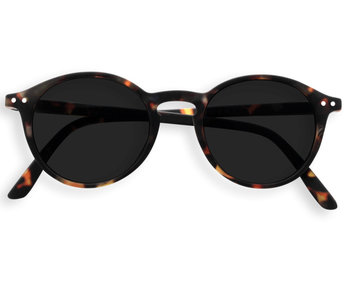 Izipizi Sun Reading Glasses - Zonnebril Sterkte #D Tortoise +