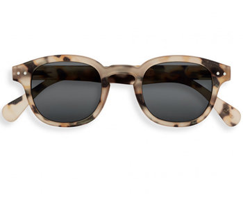 Izipizi Sunglasses #C Light Tortoise +0