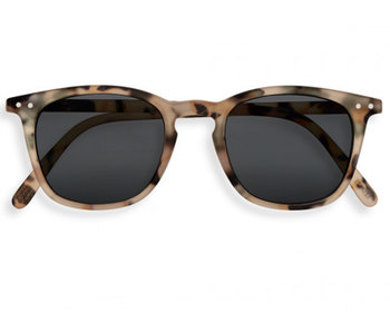 Izipizi Sunglasses #E Light Tortoise +0