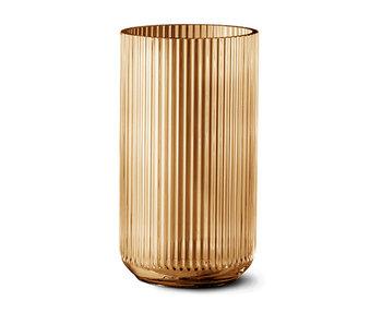 Lyngby Porcelaen Vase Amber 38 cm