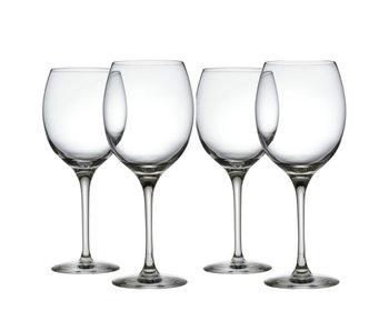 Alessi Mami XL Witte Wijn 4 pcs.