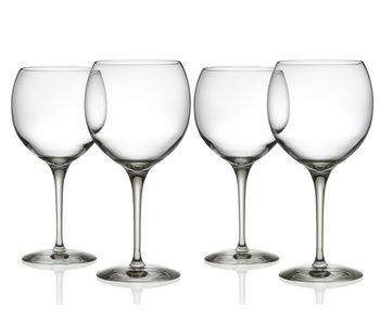 Alessi Mami XL Rode Wijn 4 pcs.