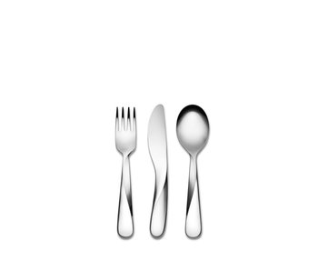 Alessi Giro Childrens Cutlery Set 3 pcs.