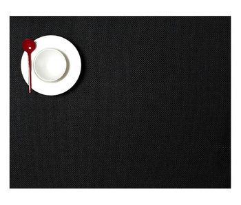 Chilewich Placemat Mini Basketweave Black