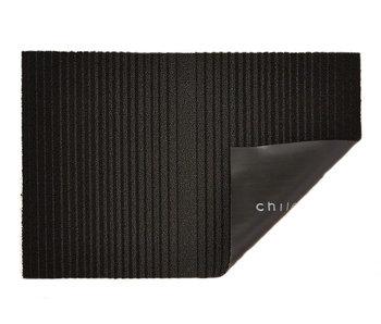 Chilewich Shag Mat 61/91 Ombre Black
