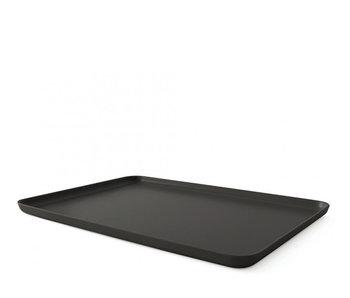 Ekobo Biobu Gusto Large Tray Black