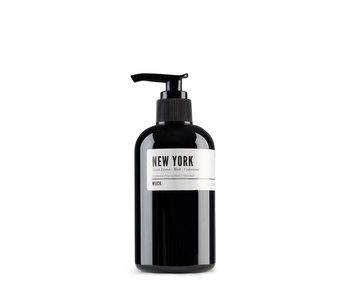 Wijck Hand Soap New York Black 250 ml