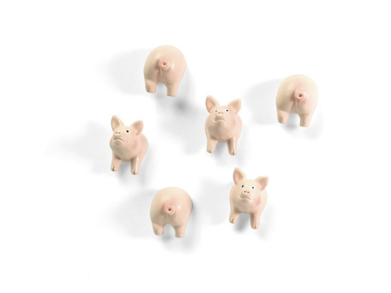 Trendform Piggy Magnets 6 pcs.