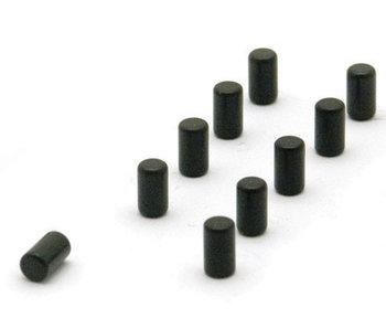 Trendform Magnum Magnets 10 pcs. Black