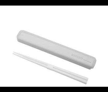 Takenaka Chopsticks with Case Glacier Grey