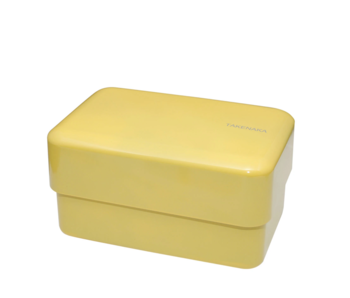 Takenaka Bento Box Rectangle Lemon Zest