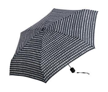 Marimekko Rasymatto Mini Manual Umbrella Black