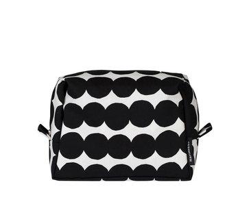 Marimekko Vilja Rasymatto Cosmetic Bag Black/White