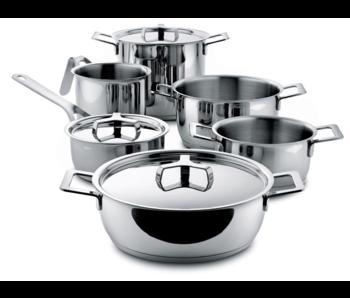 Alessi PROMO Pots&Pans Set 9-delig