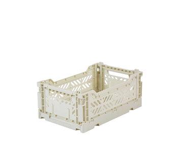 Aykasa Folding Crate Mini Light Grey