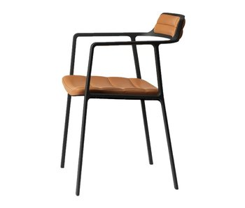 Vipp Chair Cognac Leather
