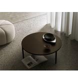 Vipp Vipp 425 Coffee Table Dark Oak Veneer Ø 90 cm