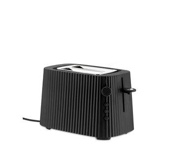 Alessi Plissé Toaster Black