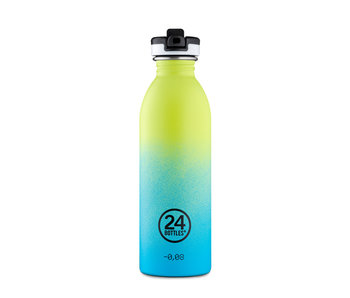 24 Bottles Athleisure Bottle Titan 500 ml