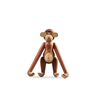Kay Bojesen Monkey Mini Teak and Limba