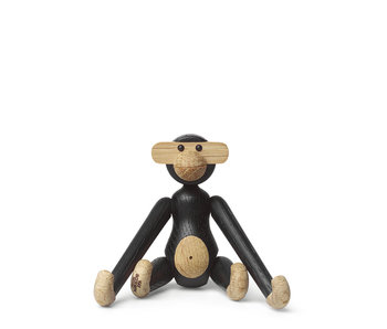 Kay Bojesen Monkey Mini Dark Stained Oak