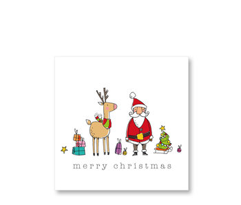 PPD Paper Napkins Christmas Friends 33/33