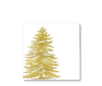 PPD Paper Napkins Engraved Tree 33/33