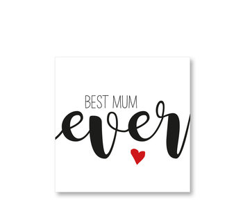 PPD Paper Napkins Best Mum Ever 33/33