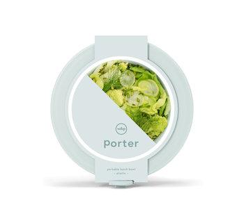 W&P Design Porter Bowl Plastic Mint