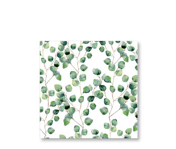 PPD Paper Napkins Aquarell Leaves 33/33