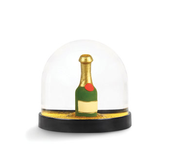 &Klevering Wonderball Champagne Bottle