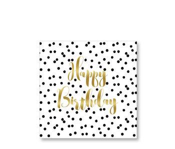 PPD Paper Napkins Birthday Confetti 33/33