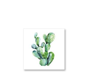PPD Cocktail Napkins Cactus 25/25