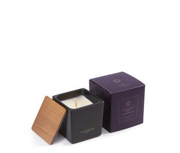 Locherber Candle Black Mat Azad Kashmere 210 g