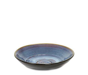 Serax Pure Schaal Donkerblauw 32 cm